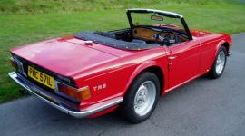 Car Consultant presents Triumph TR6 for sale