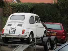 Paul sells his prized Fiat 500. Big mistake!